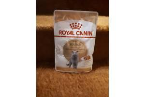 Пауч Royal Canin British для британских кошек