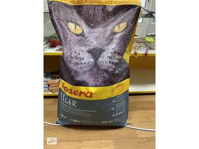 Продам запечатаний мішок Josera Lager 10 кг- объявление о продаже  в Харкові
