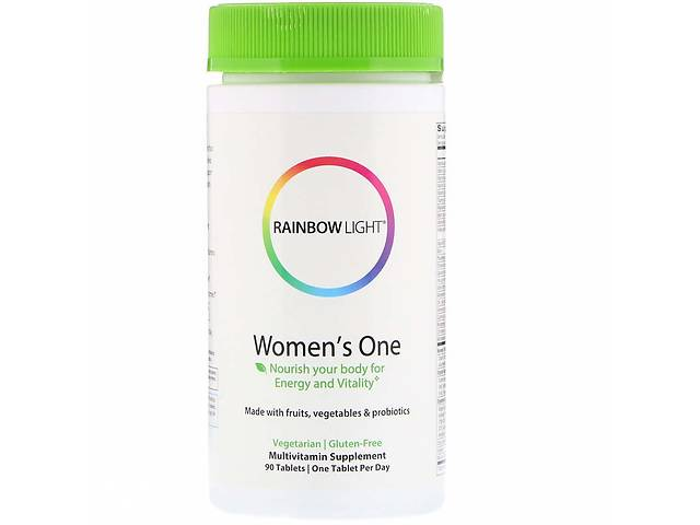 бу Витамины для женщин Rainbow Light Multivitamin 90 таблеток (528) в Киеве