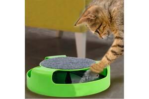 """Інтерактивна іграшка для котів """"Злови Мишку"""""""