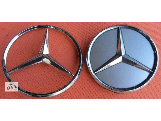 бу Значок, эмблема Mercedes Vito (Viano) Мерседес Вито (Виано) V639 в Ровно