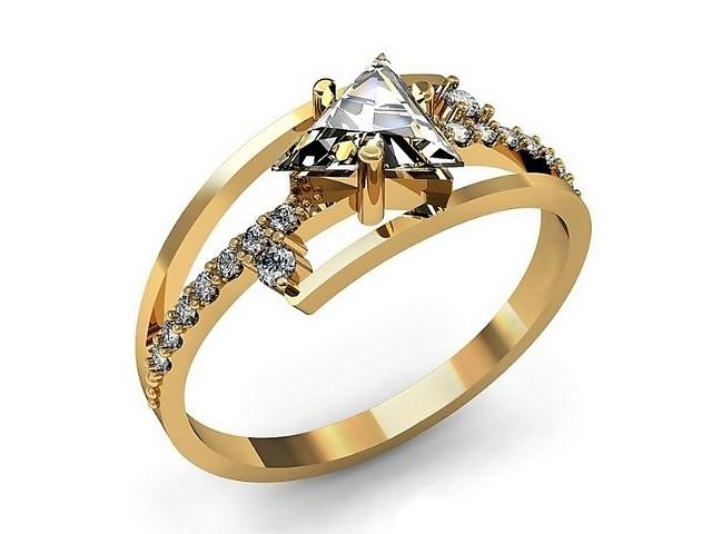 купить бу Золотые кольца 585 пробы! Не магазинные цены!!! в Львове