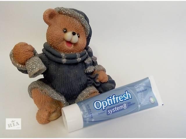 """продам Зубная паста """"Optifresh - Кристальная белизна"""" бу в Днепре (Днепропетровск)"""
