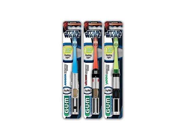 Зубная щетка световой меч Звездные войны- объявление о продаже  в Киеве