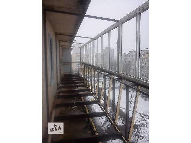 купить бу Сварные каркасы с козырьком на балконы в Тернополе