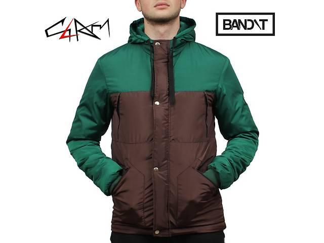 купить бу Зимняя куртка Bandit Smart Brown-Green в Одессе