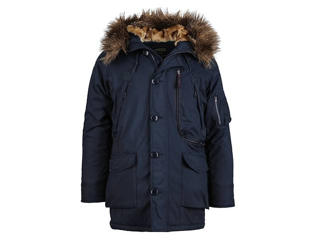 купить бу Куртка теплая мужская APEX PARKA Alpha Industries в Киеве