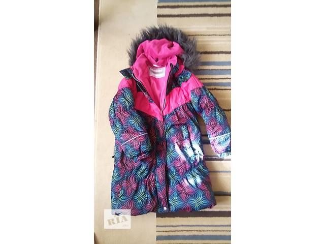 продам Зимняя курточка надевочку бу в Ужгороде