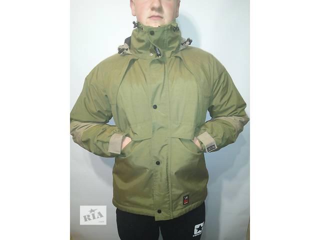 Зимняя мужская куртка- объявление о продаже  в Запорожье