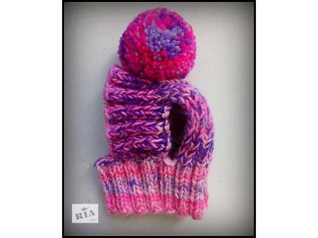 продам Зимняя теплая шапка капор бу в Харькове