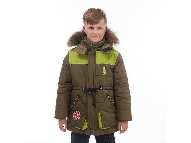 aa69b448e5cd32 Зимові куртки на хлопчиків-підлітків, зростання до 158 - Дитячий ...