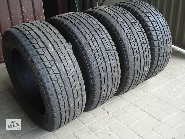 купить бу Зимние шины б/у в отличном состоянии в Киеве