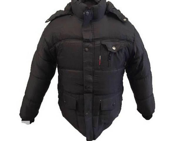 бу Зимова тепла куртка для чоловіків, XL, 2xl, 3xl, 4xl i 5xl. в Луцке