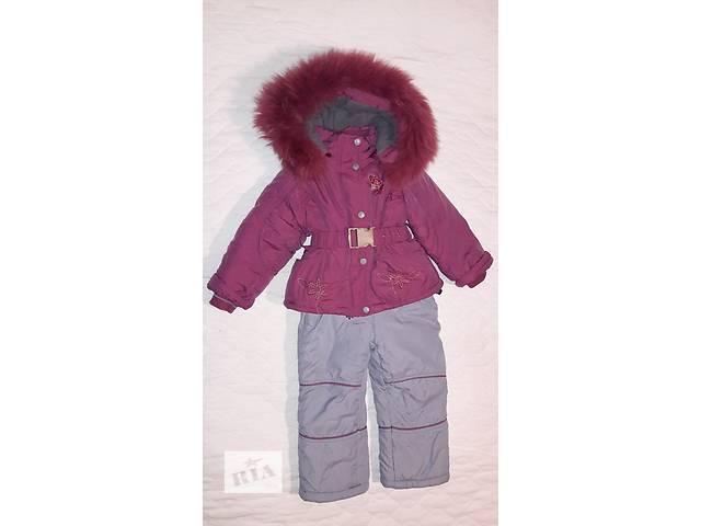 Зимовий комбінезон для дівчинки.- объявление о продаже  в Тернополе
