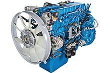 Двигатель для автобусов