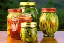 Консервированные овощи