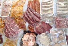 Другие мясные полуфабрикаты