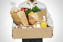 Организация и доставка питания