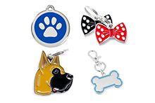 Адресники, медальйони і брелки для собак