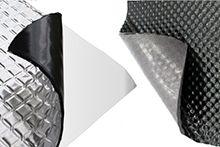 Матеріали для вібро і шумоізоляції
