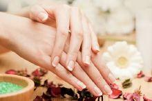 Средства по уходу за руками и ногтями
