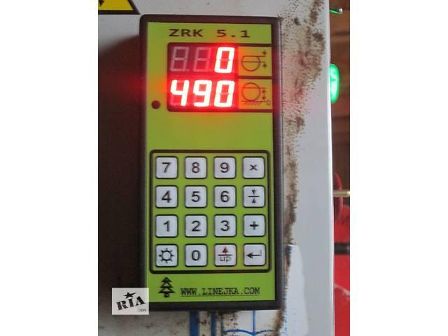 Электронная линейка для круглопильных и ленточных пилорам ZRK 5.1- объявление о продаже  в Минске