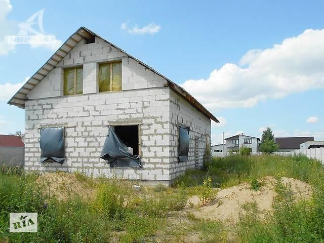 Коробка садового домика. Брестский р-н. Блок / металлочерепица. r161176- объявление о продаже  в Бресте