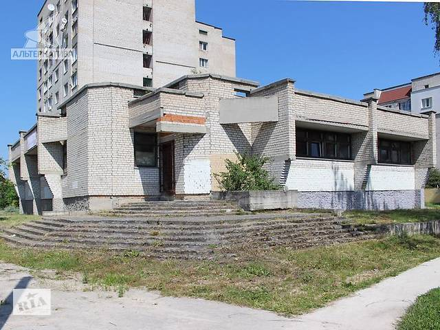 бу Административно-торговое здание в собственность в районе Берёзовка города Бреста. y171811 в Бресте