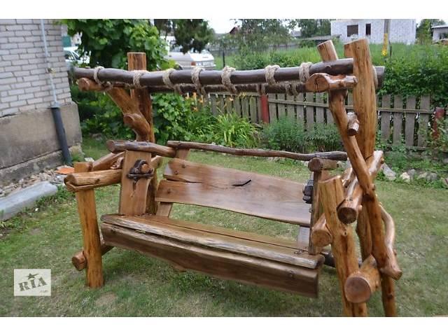 бу Дубовая мебель для дома и сада