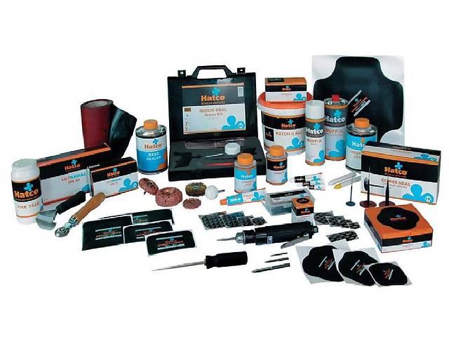 Шиномонтажный материал для ремонта шин и камер.- объявление о продаже