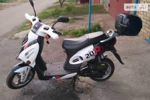 Alfamoto Panda JJ50 QT8 2008