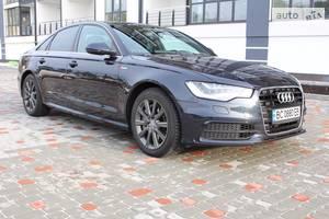 Audi A6 3.0T Quattro 2013