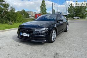 Audi A6 3.0K Quattro 2014