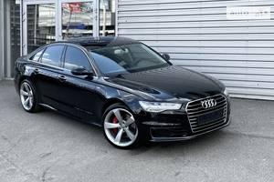 Audi A6 S line quattro 2016