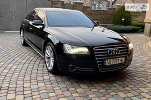 Audi A8 Exclusive  Long 2011