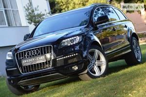 Audi Q7 S-Line Europe 2011