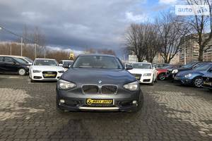 BMW 118  2014