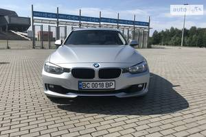 BMW 328 X drive 2015