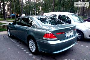 BMW 745 Long 2002