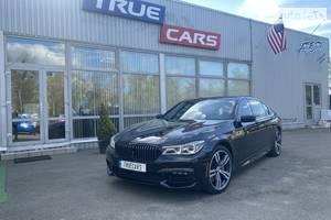 BMW 750  2017