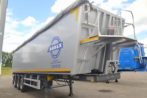 Bodex KIS 3W-A 55m3 New Lizing 2020