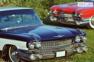 Cadillac Fleetwood Topr 1959