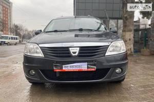 Dacia Logan 7 місць 2008