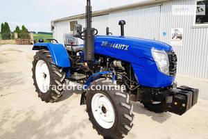 DW 244 AHTX, збільшені шини 2019