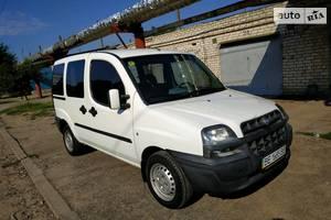 Fiat Doblo пасс. Multijet 2004