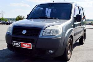 Fiat Doblo пасс. 1.4 TDi 2007