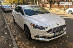 Ford Fusion НYBRID TITANIUM  2018