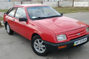 Ford Sierra CL 1985