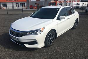 Honda Accord Executive 2016