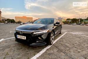 Honda Accord Turing 2018